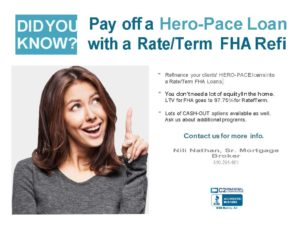 Refinance Hero-Pace Loan