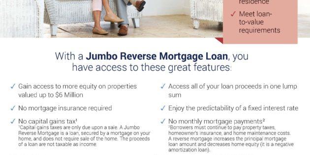 Jumbo Reverse Mortgage Beverly Hills